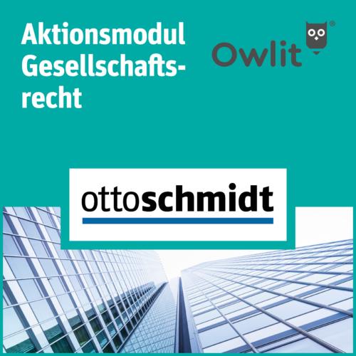 Owlit Datenbank Ovs Aktionsmodul Gesellschaftsrecht Digital