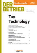 Tax Technology
