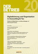 Digitalisierung und Organisation in Accounting & Tax