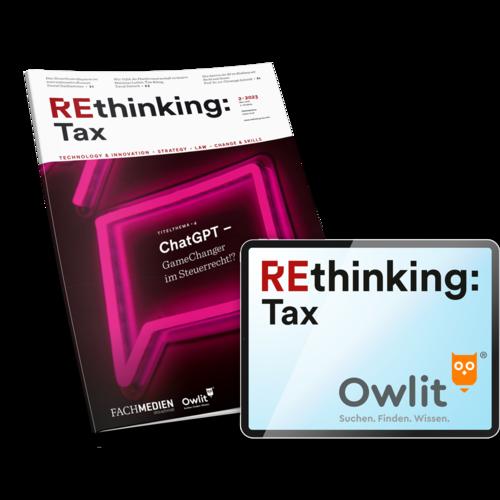 REthinking Tax - www.rethinking-tax.com